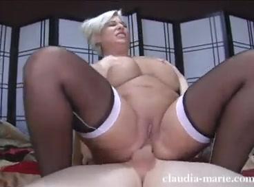 Claudia marie anal economic