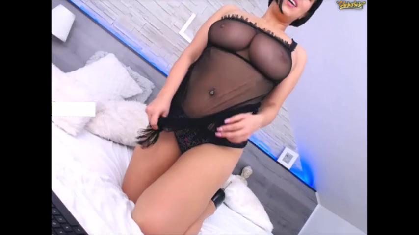 Hot Blonde Big Natural Tits